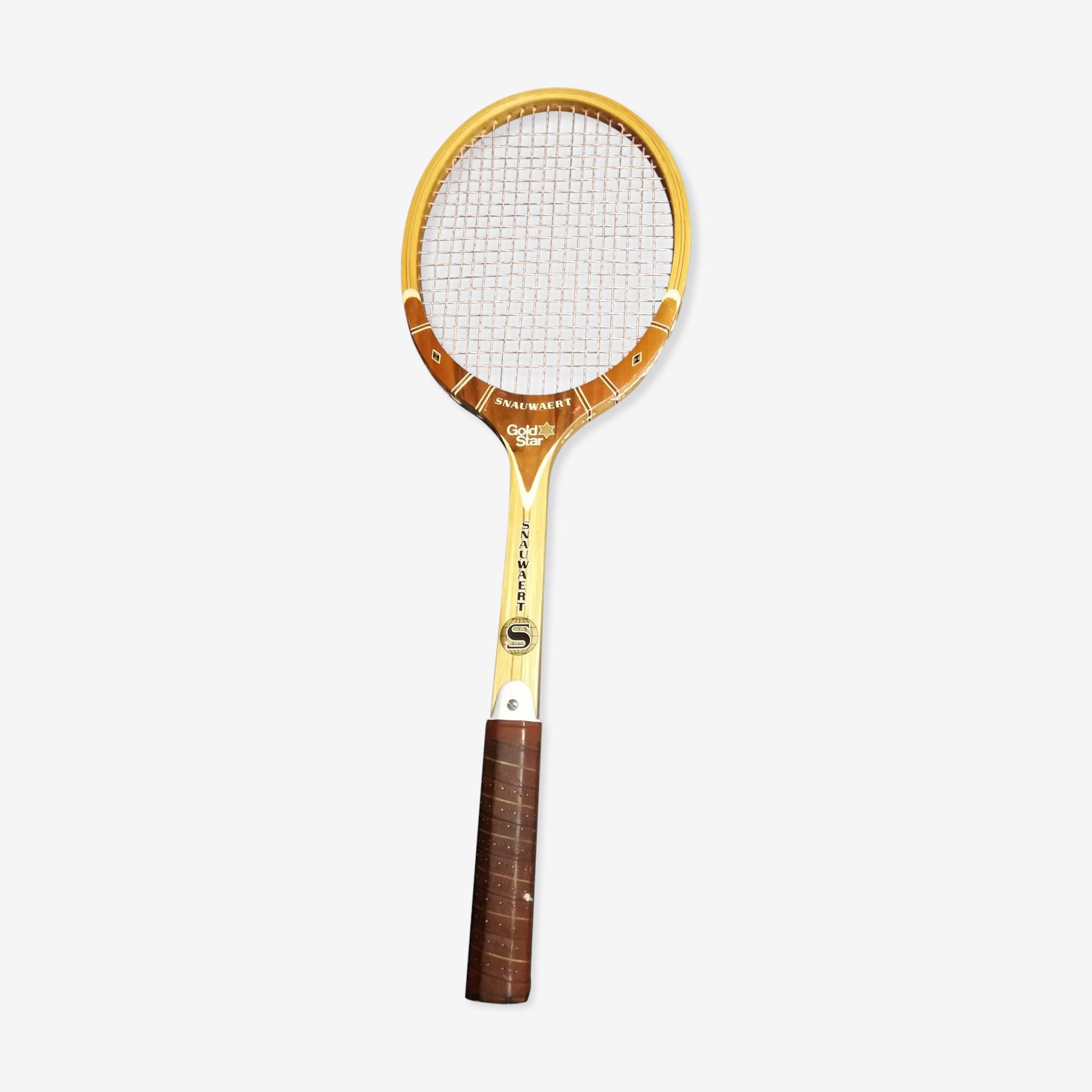 Raquette de tennis vintage Snauwaert Depla