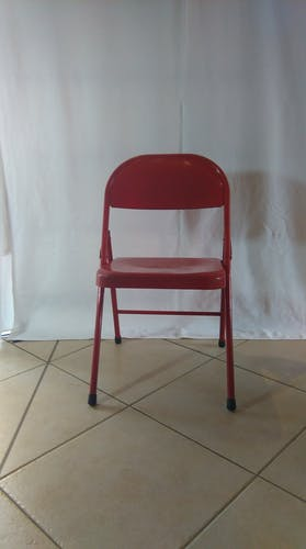 Pair of chairs Krueger American original edition of the 1950s