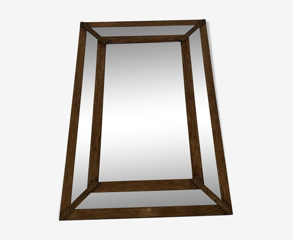 Mirror art deco 65x44xm