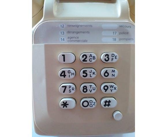 Téléphone à touche matra