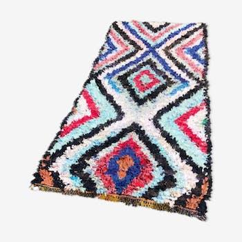 Carpet boucherouite 219x100cm