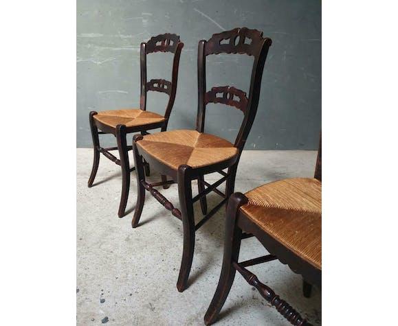Antique Dutch chair