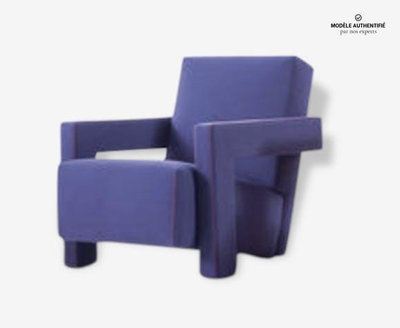 Paire de fauteuil dessiné par Gerrit Rietveld en 1935, modèle ...