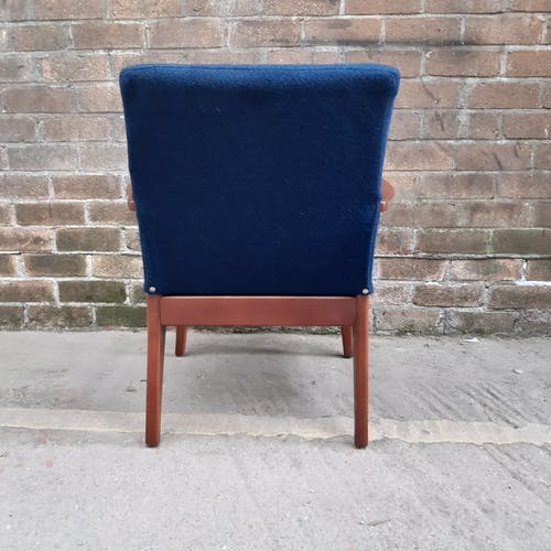 Fauteuil Toothill mid century