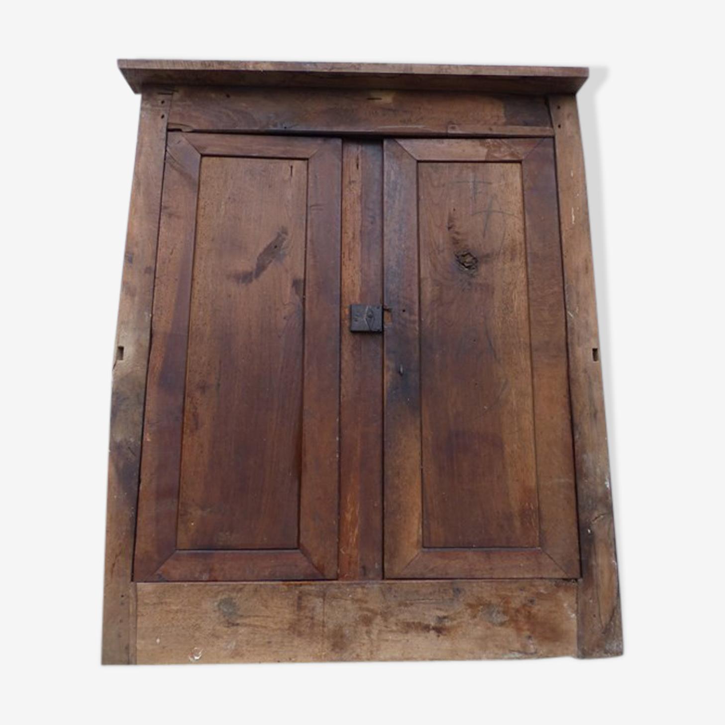 Fronton Vintage D'Occasion & Porte Ancienne