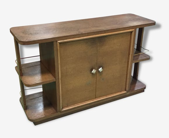Meuble bar ann es 30 bois mat riau bois couleur vintage 134812 - Meuble des annees 30 ...
