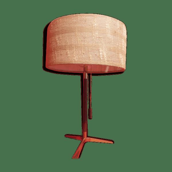 Lampe de table J.T Kalmar vintage années 50 | Selency