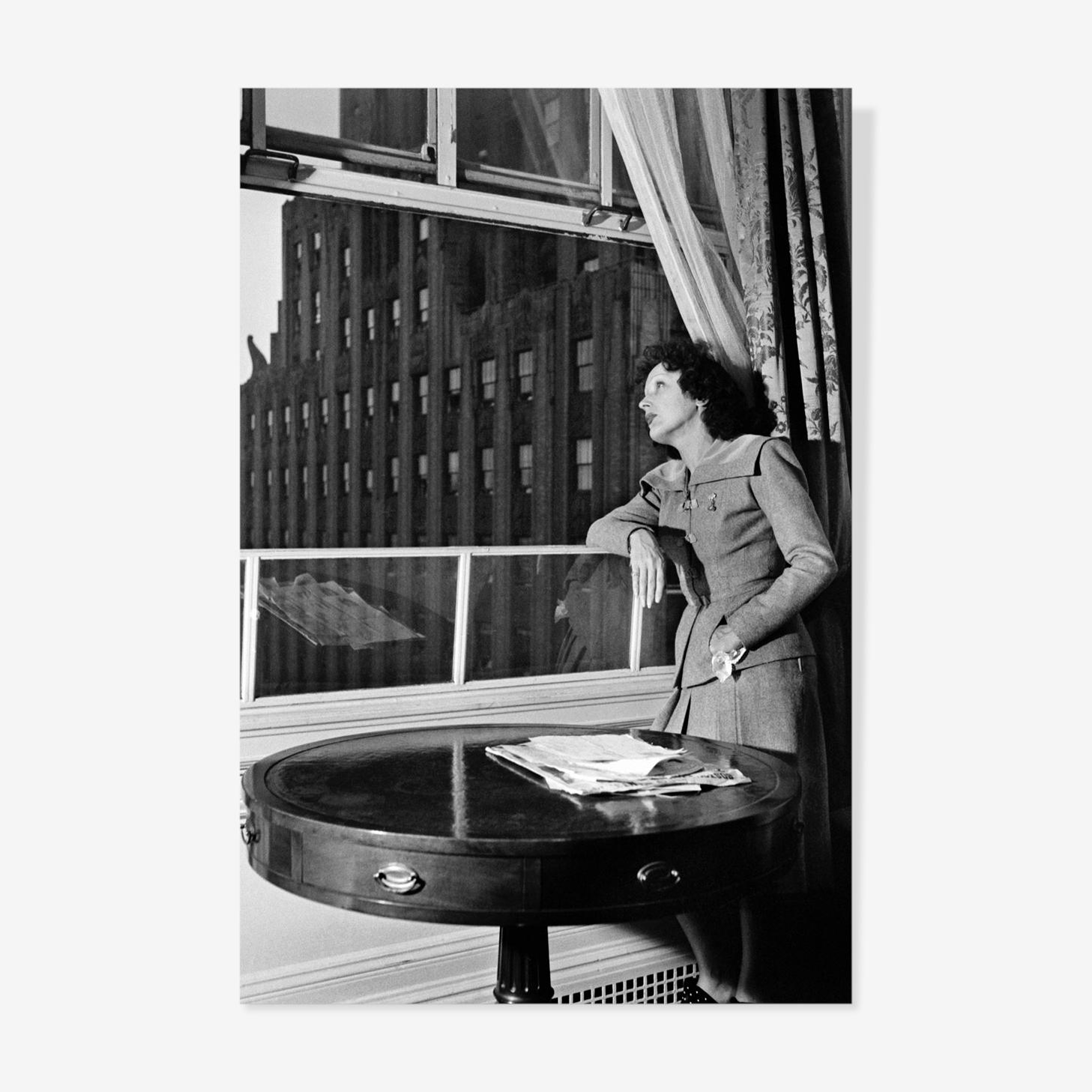Edith Piaf à New-York