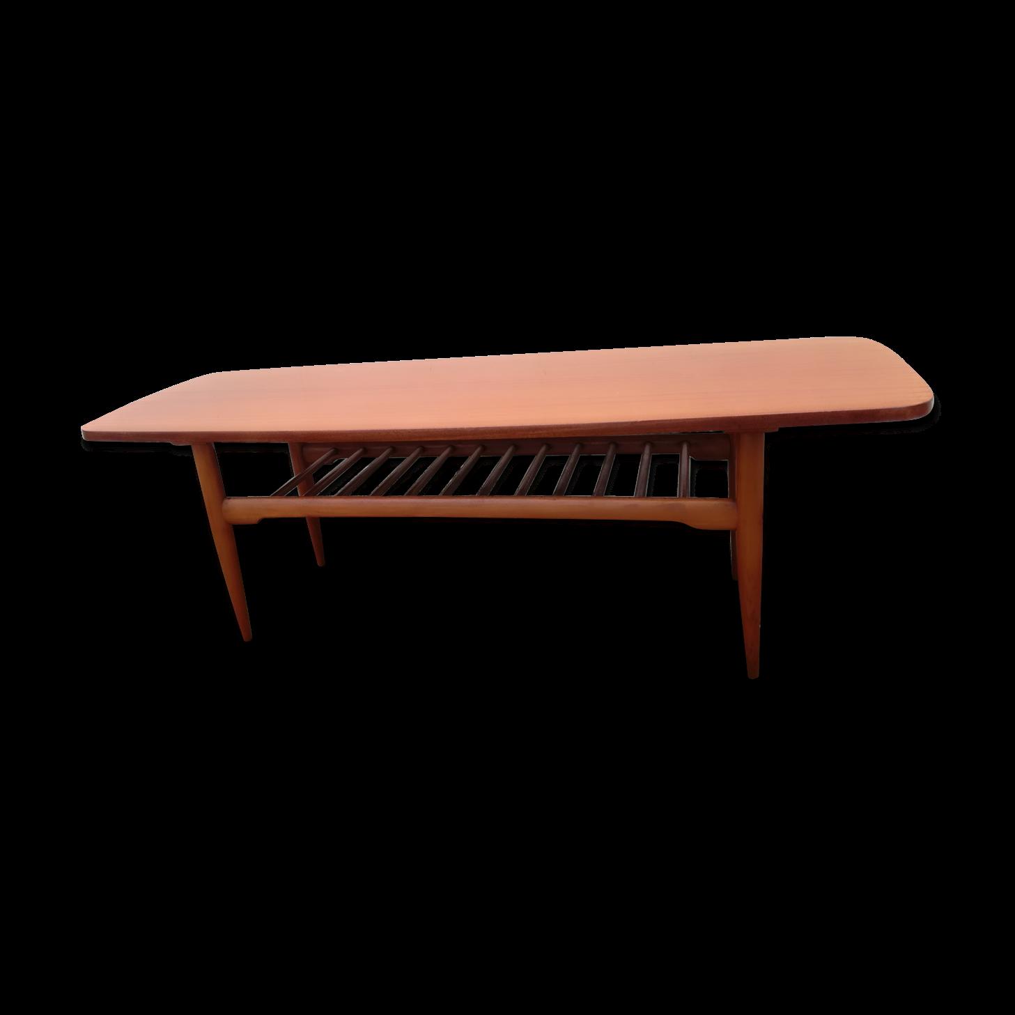 table basse scandinave vintage free table basse vintage. Black Bedroom Furniture Sets. Home Design Ideas