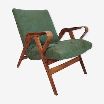 Armchairs by František Jirák for Tatra Furniture, 1960s