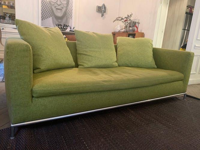 Canapé et fauteuil George B&B Italia