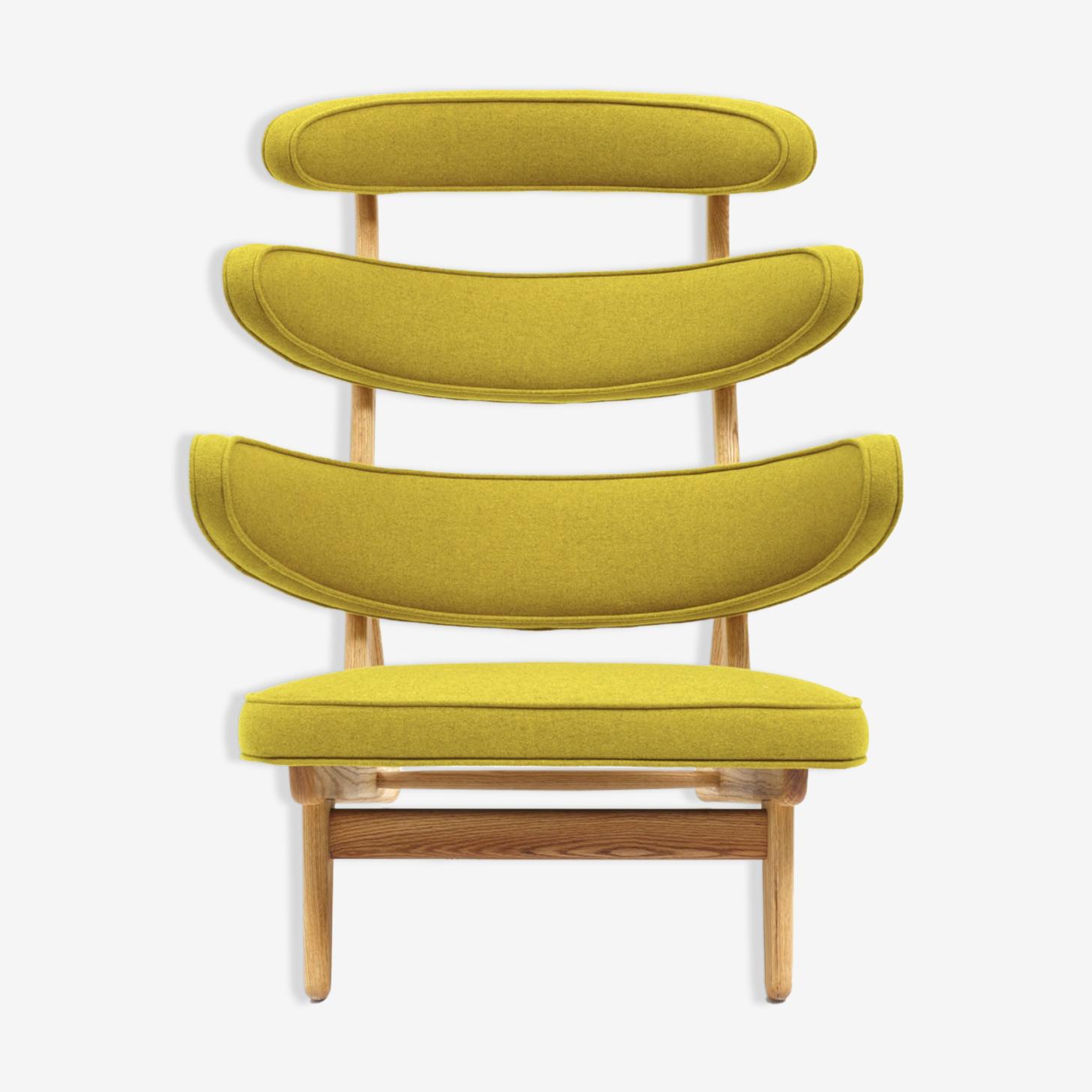 Lounge chair de Poul Volther de 1953