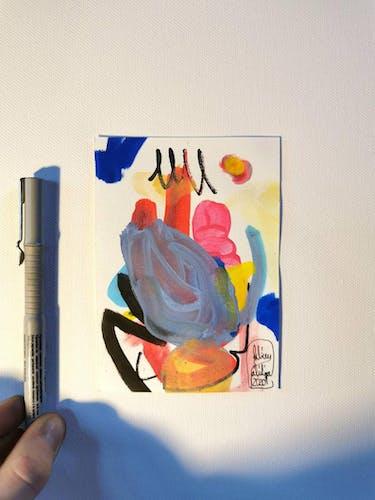 Abstrct tiny 7