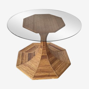 Gabriella Crespi Italian dining table, 1970s