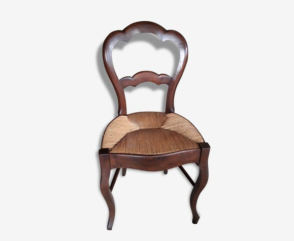 Ancienne Chaise Style Louis Philippe