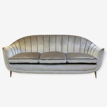 Italian sofa - recently padded