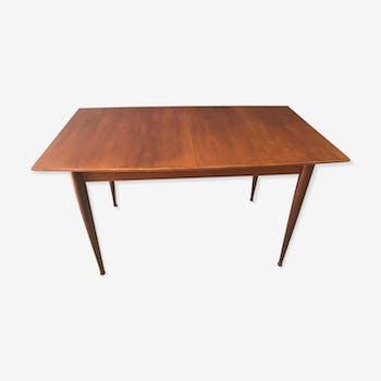 Scandinavian expandable table
