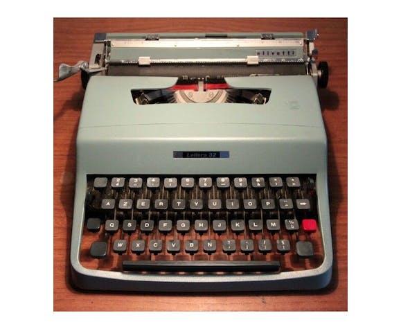 Machine à ecrire