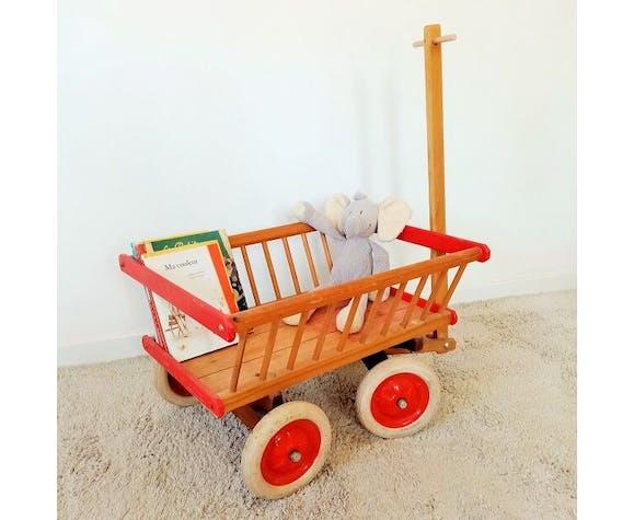 Chariot à jouets enfant vintage   Selency