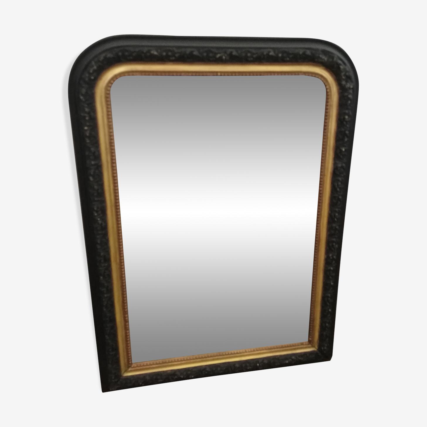 Mirror style Louis Philippe, 85 x 65 cm