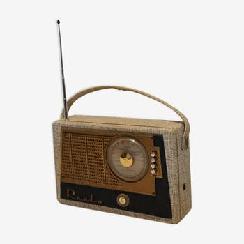 Radio années 60