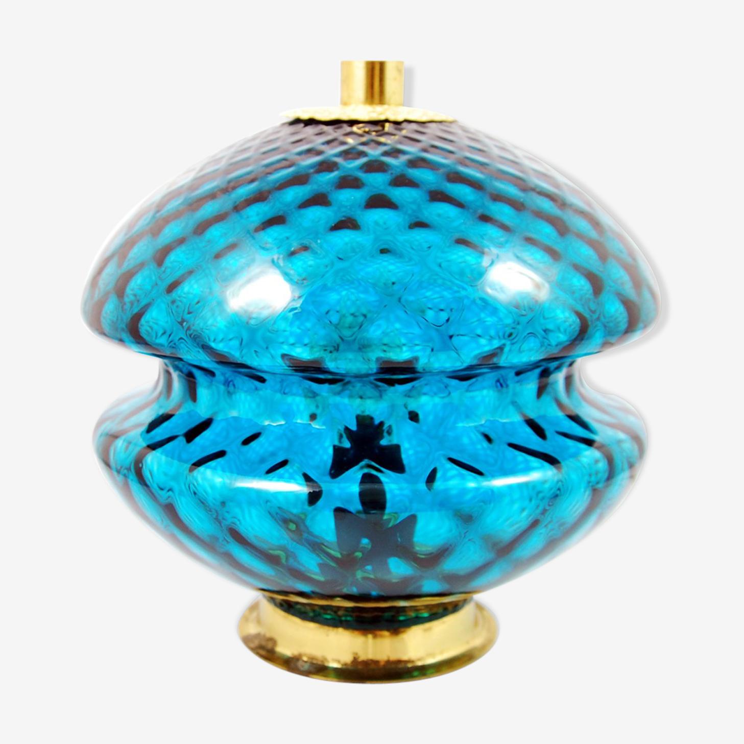 Lampe de table T310/01 par Jablonecké Sklárny Desná, années 1960