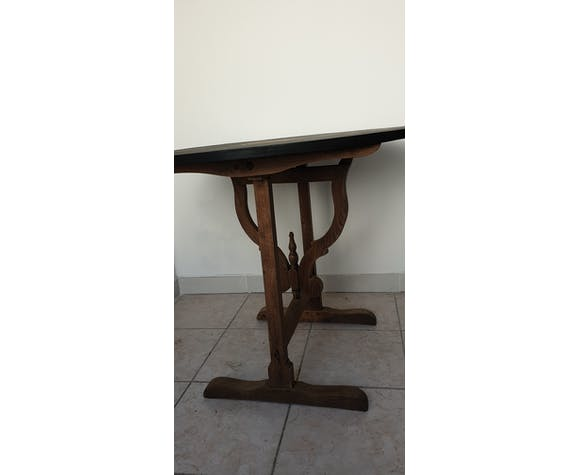 Very old winemaker's table