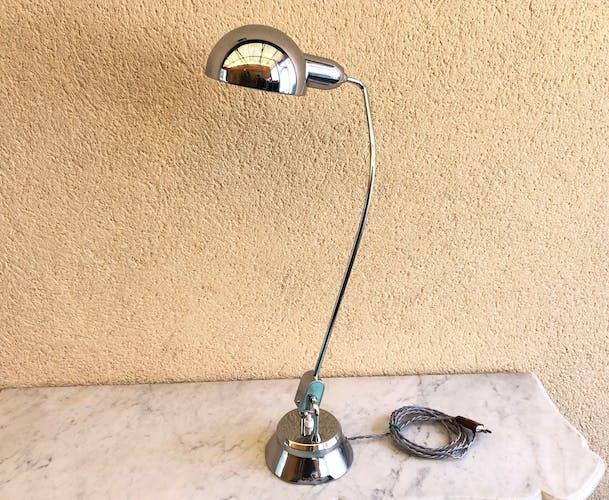 Lampe de bureau à balancier Jumo 600 design vintage années 60