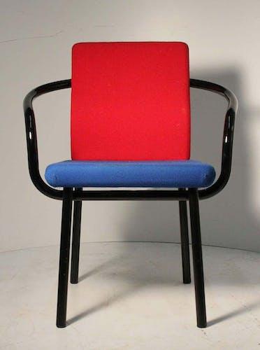 Chaise mandarin par Ettore Sottsass, Knoll édition