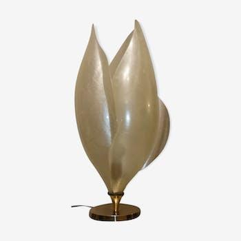 Flower lamp Laurent Rougier 1970