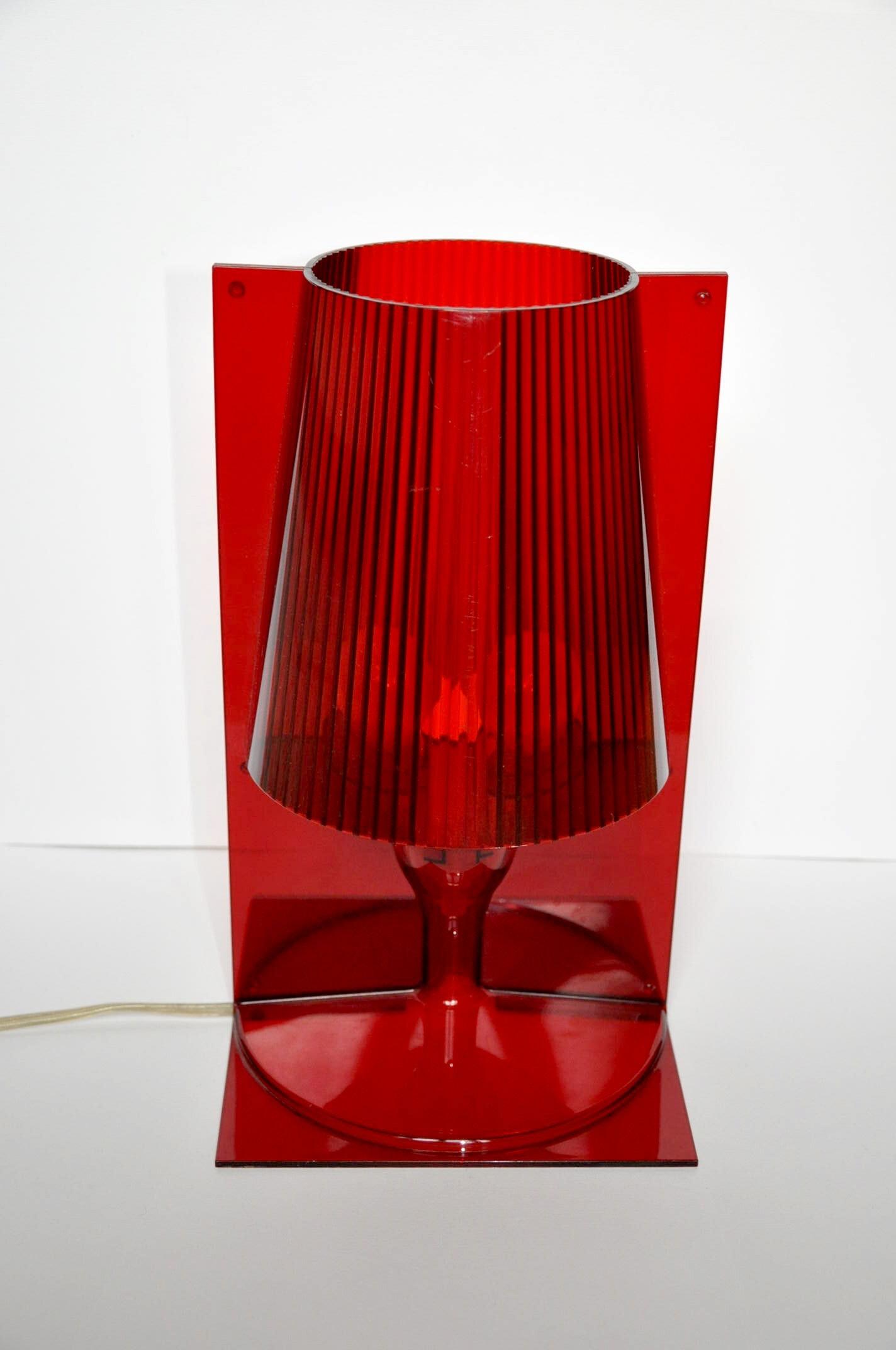 lampe take kartell excellent kartell q lampe de chevet take blanc lampe de chevet in with lampe. Black Bedroom Furniture Sets. Home Design Ideas