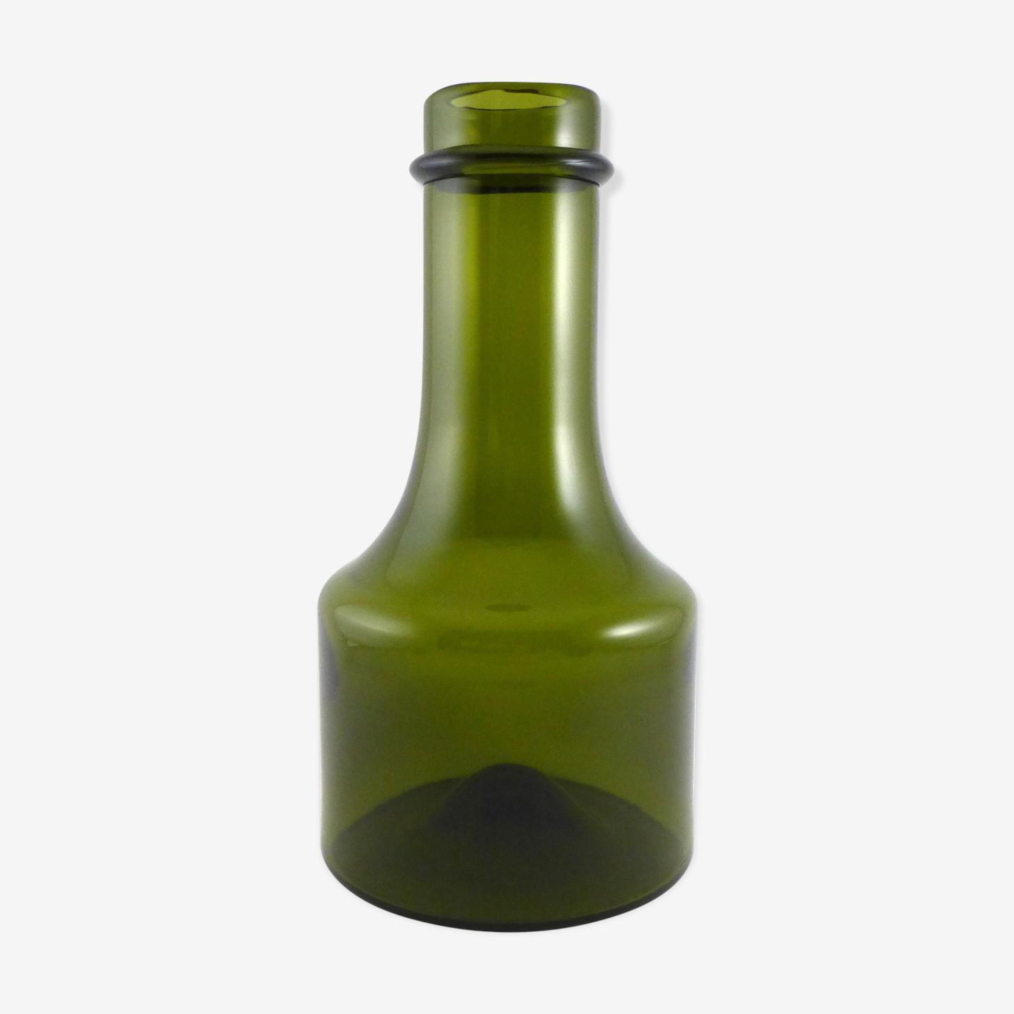 Tapio Wirkkala Glass Vase for Ittala House (Finland), 1959-1968