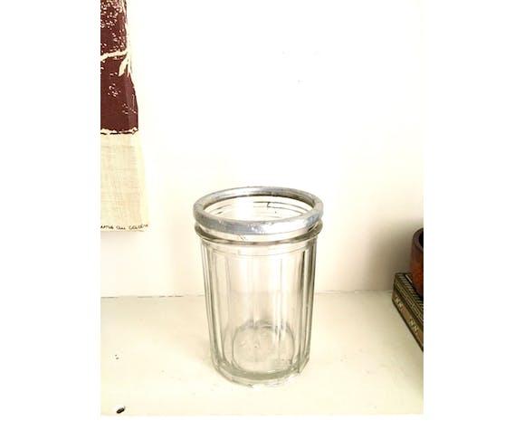 Old xxl jam jar
