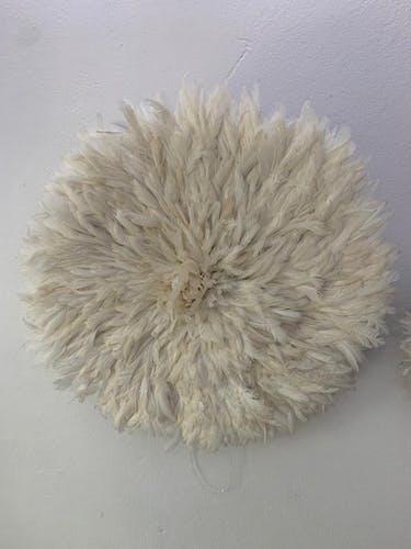 Juju hat blanc de 60 cm