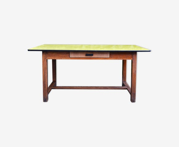 Table bois & formica