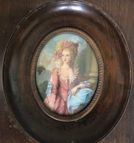 Miniature Napoleon III