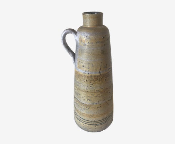 Scandinavian ceramic vase 1960 Norway