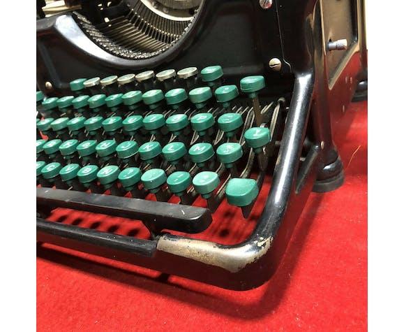 Machine à écrire ancienne underwood 12 Typewritter vintage collection