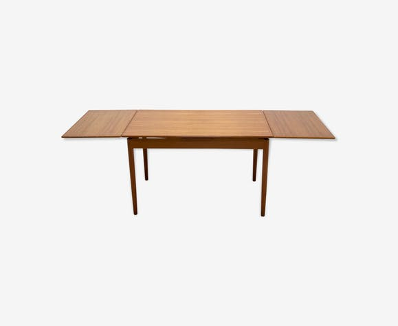 Table De Salle A Manger En Teck Extensible Design Danois Des Annees