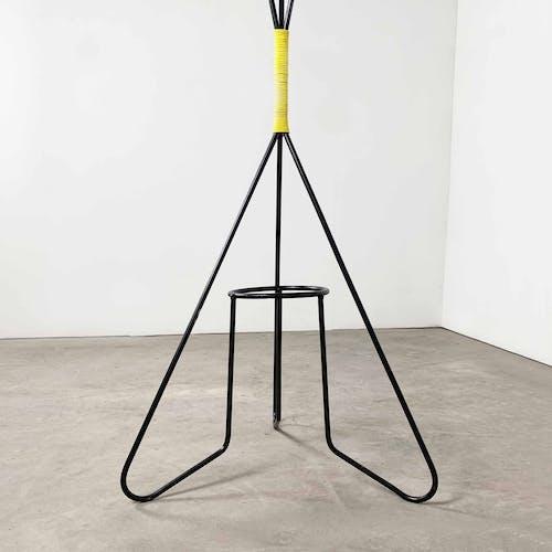 Coat hanger by Roger Feraud 1960