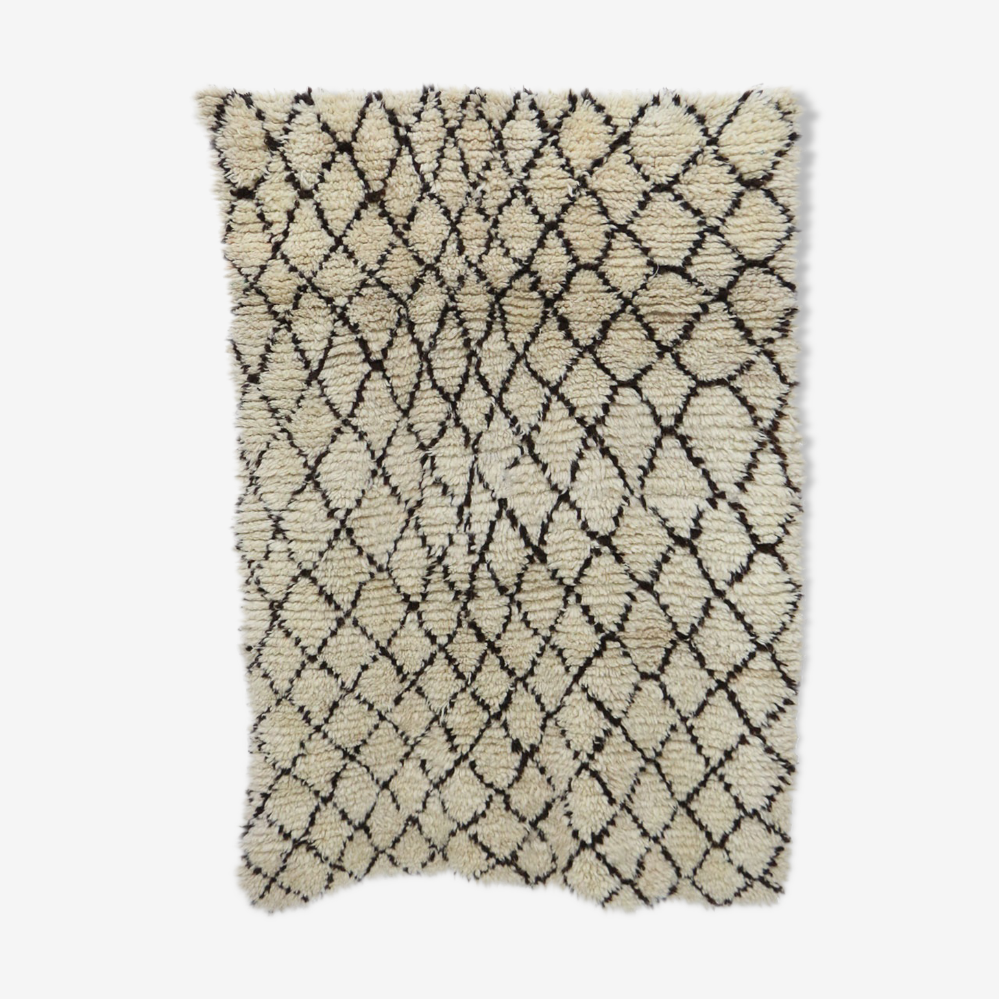 Azilal moroccan rug 130 x 172 cm