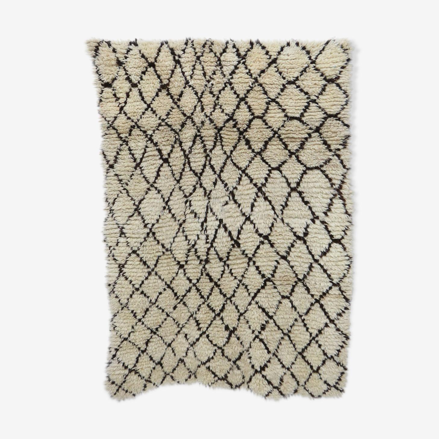 Tapis marocain azilal 130 x 172 cm