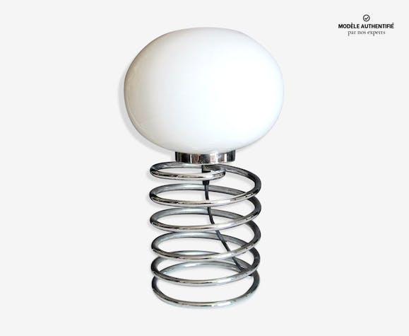 Lampes De 70 Années Ressort Chevet q3ARL54j