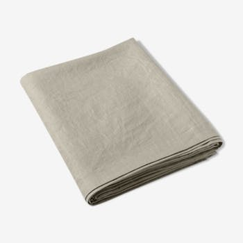 Old linen sheets