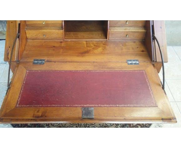 Office scriban empire in mahogany