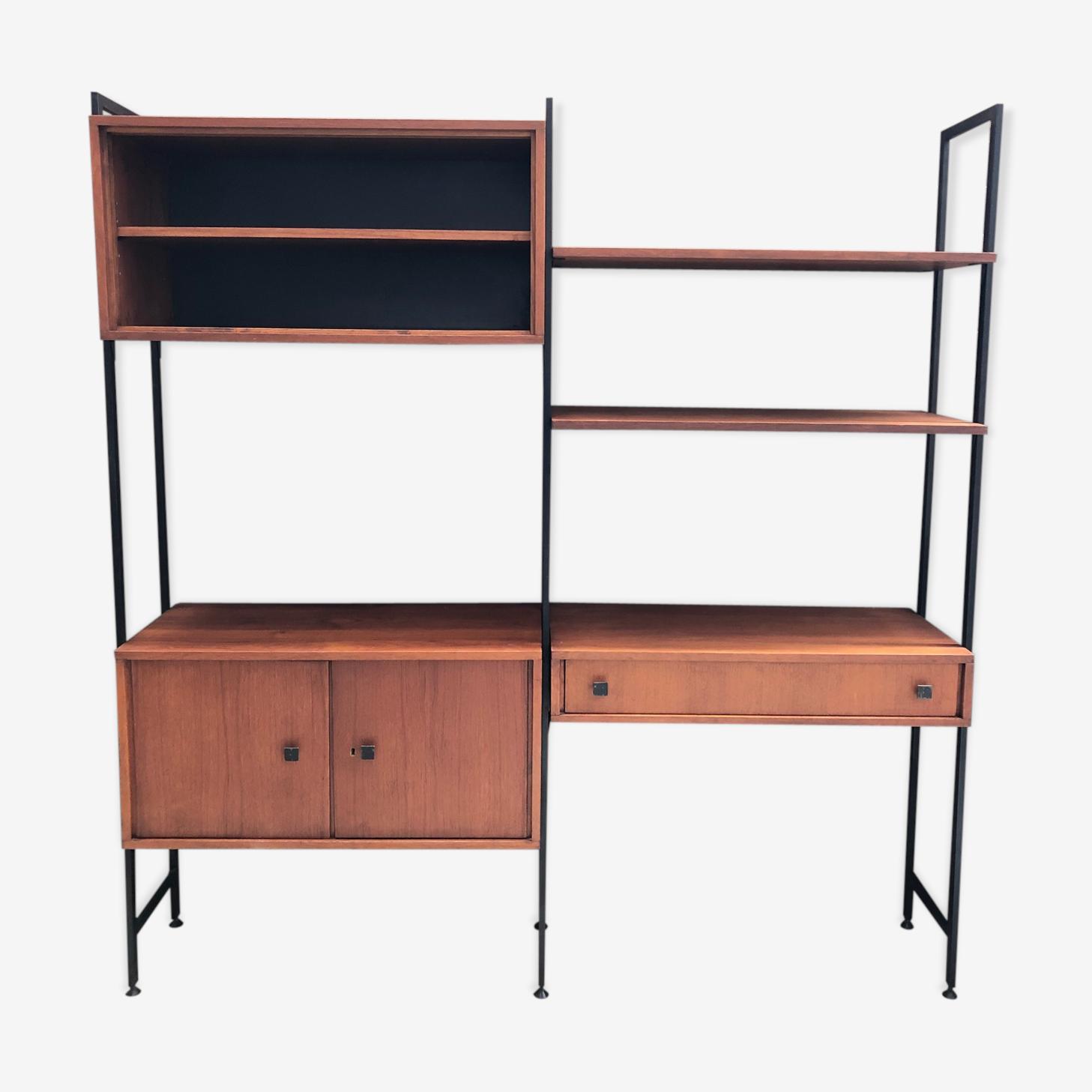 Modular shelving unit, writing desk MDK