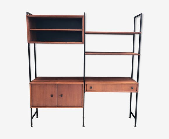 Modular shelving unit, writing desk MDK