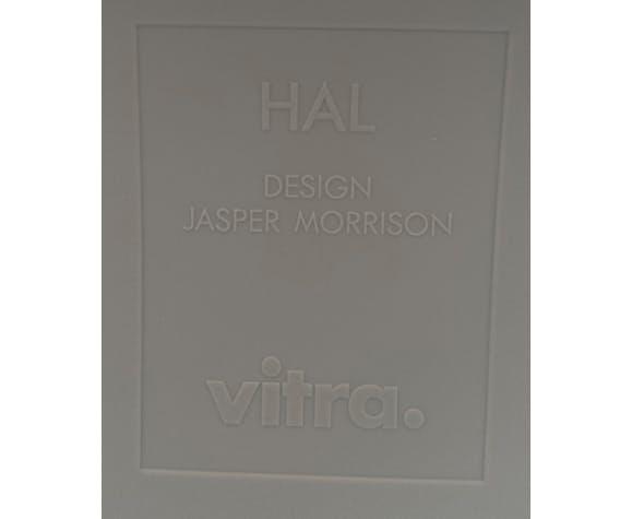 Chaise Hal Wood edition Vitra par Jasper Morrison