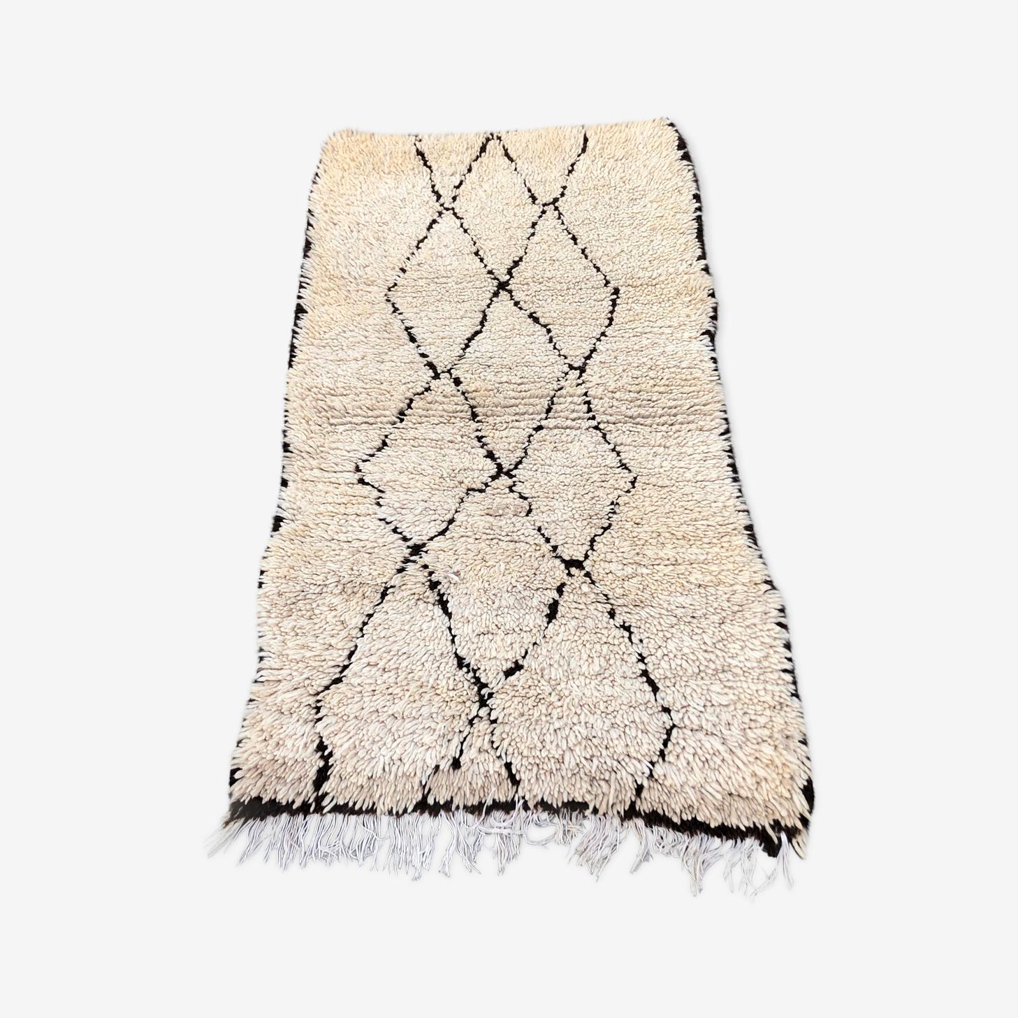 Tapis berbere azilal 215x100 cm