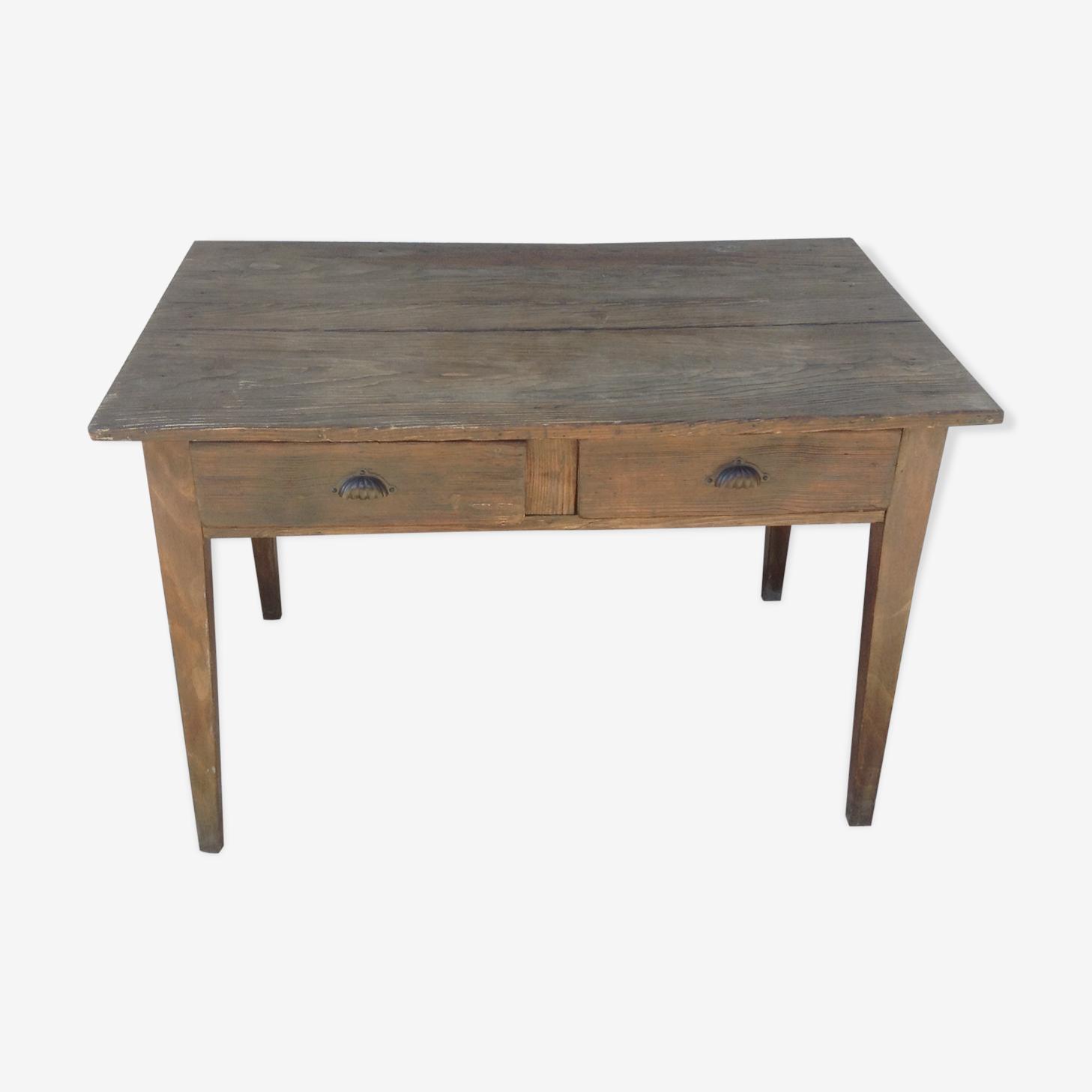 Fir farmhouse table